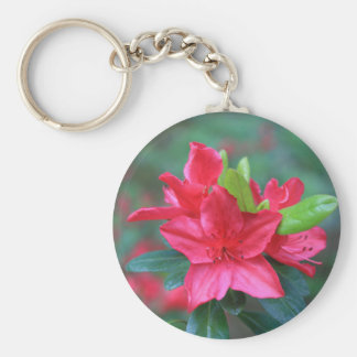 Azalea Flower keychain