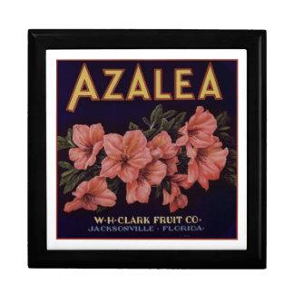 Azalea Fruit Co Jewelry Box
