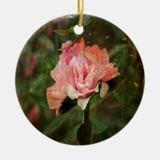 Azalea, mon Amour Ceramic Ornament
