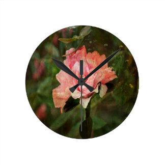 Azalea, mon Amour Wall Clocks