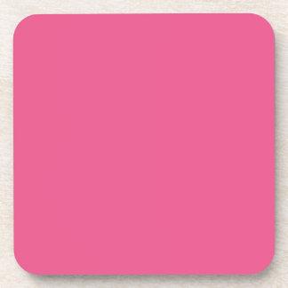 AZALEA PINK (a solid flowery color) ~ Coaster