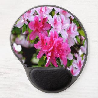 Azalea rosada alfombrilla gel
