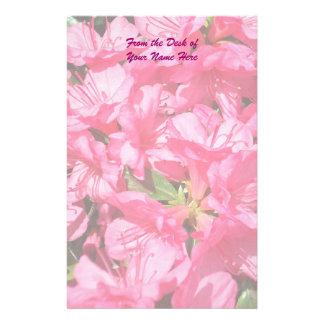 Azalea rosada  papeleria de diseño