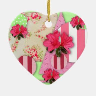 Azalea Scrapbook Ornament