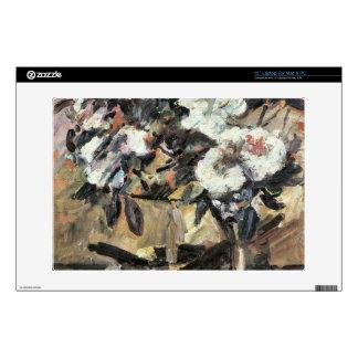 "Azaleas by Lovis Corinth 13"" Laptop Skins"