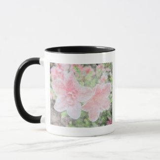 Azaleas descoloradas taza
