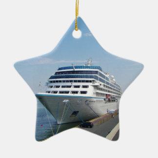 Azamara Quest Christmas Ornament