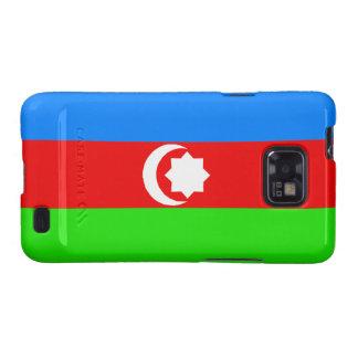 Azarbaijan Flag Set Samsung Galaxy SII Covers