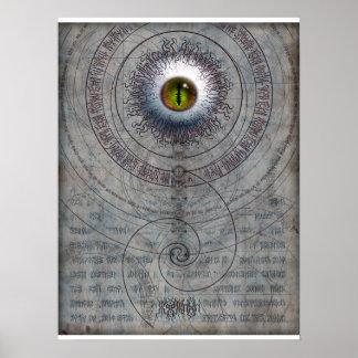 AZATHOTH 18x24 Poster