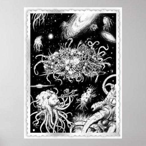 Azathoth Poster