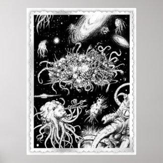 Azathoth Posters