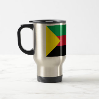 Azawad Flag 15 Oz Stainless Steel Travel Mug