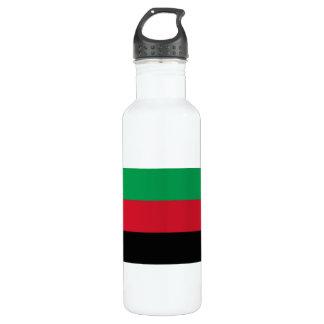 Azawad Flag 24oz Water Bottle