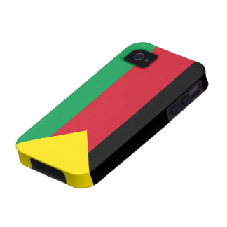 Azawad Flag Case For The iPhone 4