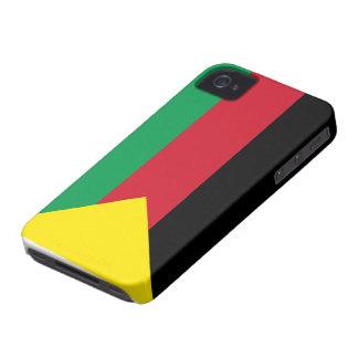 Azawad Flag iPhone 4 Case-Mate Case