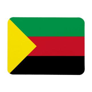 Azawad Flag Rectangular Photo Magnet