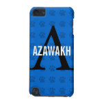 Azawakh Breed Monogram iPod Touch 5G Cover