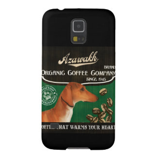Azawakh – Organic Coffee Company Galaxy S5 Cover