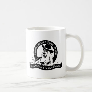 AZBHR LOGO CLASSIC WHITE COFFEE MUG