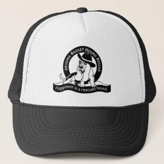 AZBHR LOGO TRUCKER HAT