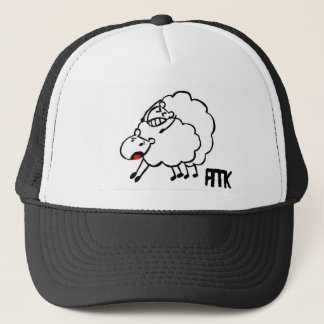 AZEE collection ATK Trucker Hat