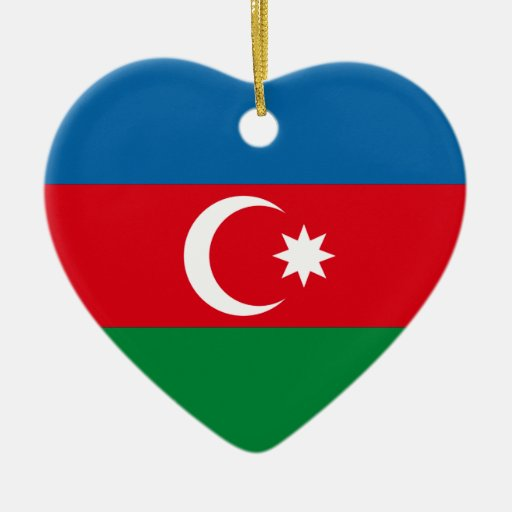 Azerbaijan Adorno Para Reyes