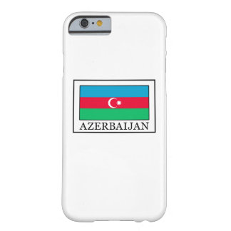 Azerbaijan Barely There iPhone 6 Case
