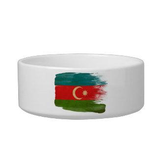 Azerbaijan Flag Bowl