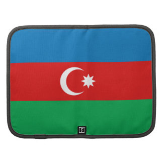 Azerbaijan Flag Folio Organizer
