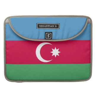 Azerbaijan Flag Sleeve For MacBooks