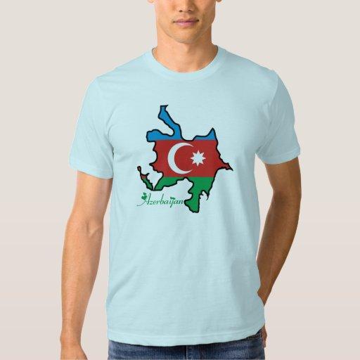 Azerbaijan fresca remera