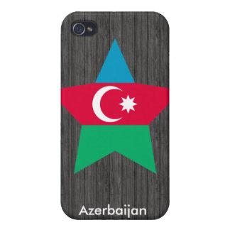 Azerbaijan iPhone 4/4S Carcasas
