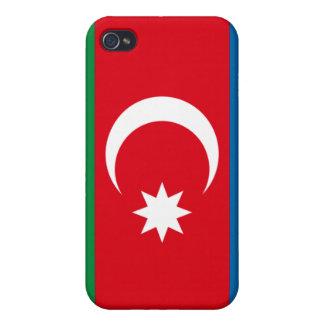 Azerbaijan iPhone 4/4S Funda