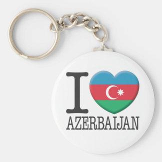 Azerbaijan Key Chains