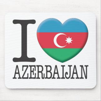 Azerbaijan Mouse Pad