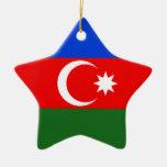 Azerbaijan Ornamento De Navidad