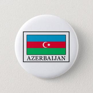 Azerbaijan Pinback Button