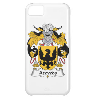 Azevedo Family Crest Cover For iPhone 5C
