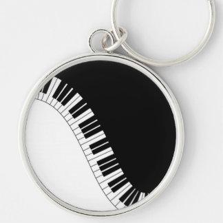Aziza Keyboard Instruments Key Chain