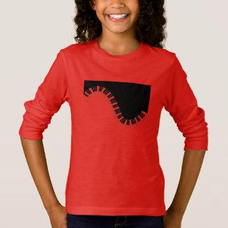 Aziza Keyboard Instruments T-Shirt