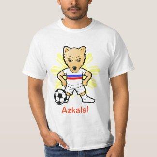 Azkals Mascot shirt