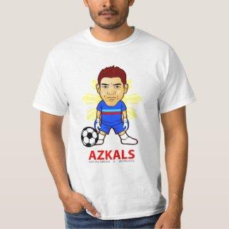 Azkals Shirt - Blue Goalkeeper