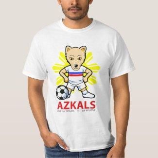 Azkals Shirt - Dog Mascot