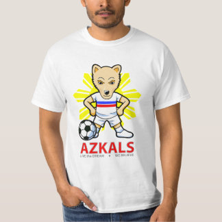 Azkals Shirt - Dog Mascot