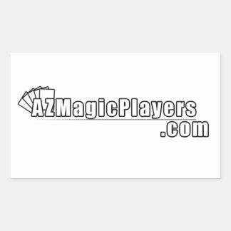 AZMagicPlayers.com Sticker