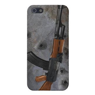 Azmodeus AK-47, caso del iPhone 4 iPhone 5 Funda