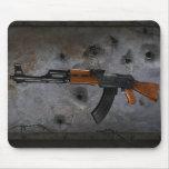 Azmodeus AK-47, cojín de ratón Alfombrillas De Ratón