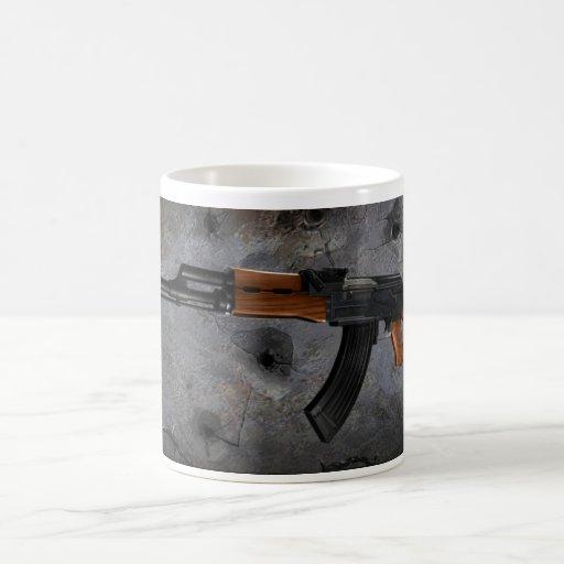 Azmodeus AK-47, taza