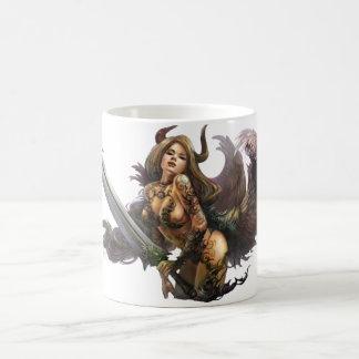 "Azmodeus Dark Angel ""Aldornia"", Mug"