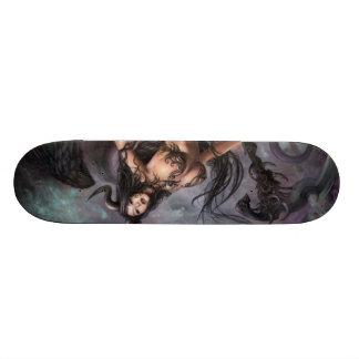 """Azmodeus Dark Angels """"Helchen"""" Skateboard Deck"""
